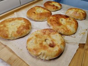 Осетинский пирог